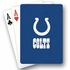 Playing Cards - Blackjack Poker - Indianapolis Colts
