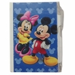 Pocket Notes - Mini Personal Hardcover Notepad - Disney - Mickey Mouse and Minnie Mouse