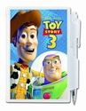 Pocket Notes - Mini Personal Hardcover Notepad - Disney - Toy Story 3