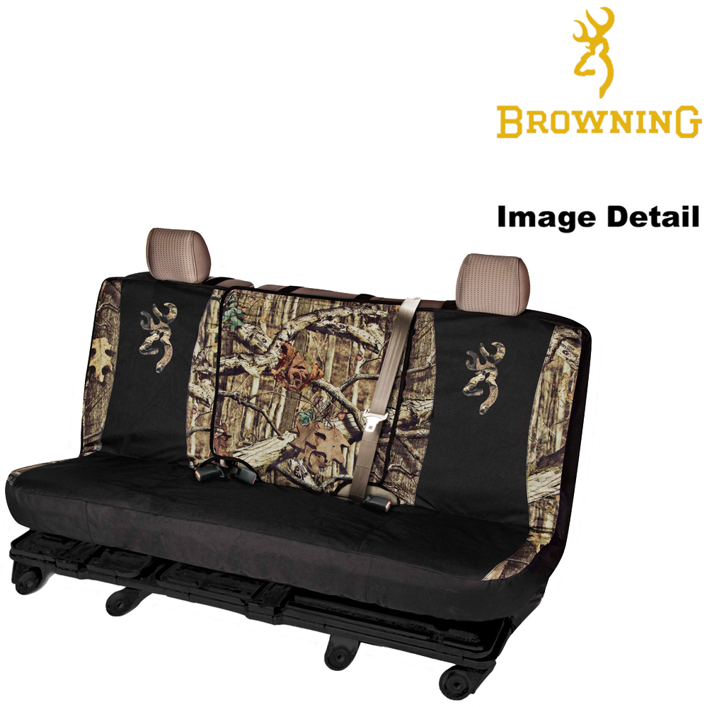 Browning Seat Covers For A Nissan Truck