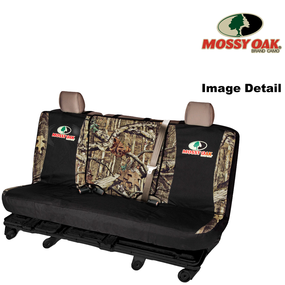 Mossy Oak Bench Seat Cover Pink Mossy Oak Bench Seat
