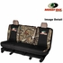 Rear Car Truck SUV Bench Seat Cover - Camouflage - Mossy Oak - Switch Back - Infinity Camo