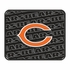 Rear Seat Utility Rubber Car Truck SUV Floor Mats - Chicago Bears - PAIR