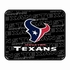 Rear Seat Utility Rubber Car Truck SUV Floor Mats - Houston Texans - PAIR