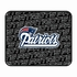 Rear Seat Utility Rubber Car Truck SUV Floor Mats - New England Patriots - PAIR