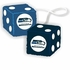 Rearview Mirror - Fuzzy Dice - Seattle Seahawks