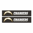 Seat Belt Shoulder Pads - NFL Football - San Diego Chargers - Pair