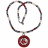 Shell Necklace - Boston Red Sox