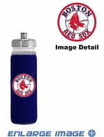 Sports Gym Bottle Cooler - Boston Red Sox