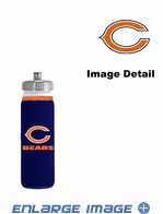 Sports Gym Bottle Cooler - Chicago Bears