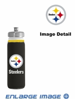 Sports Gym Bottle Cooler - Pittsburgh Steelers