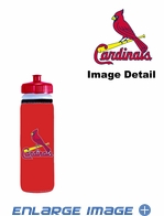Sports Gym Bottle Cooler - St. Louis Cardinals