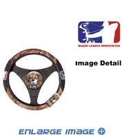 Steering Wheel Cover - Car Truck SUV - 2-Grip - Camouflage - Major League Bowhunter