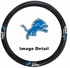 Steering Wheel Cover - Car Truck SUV - Vinyl - Detroit Lions