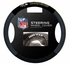 Steering Wheel Cover - Car Truck SUV - Mesh - Baltimore Ravens