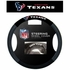 Steering Wheel Cover - Car Truck SUV - Mesh - Houston Texans