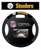 Steering Wheel Cover - Car Truck SUV - Mesh - Pittsburgh Steelers