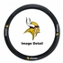 Steering Wheel Cover - Car Truck SUV - Vinyl - Minnesota Vikings