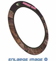 Steering Wheel Cover - Car Truck SUV - Neoprene - Mossy Oak Infinity Pink Camo