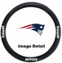 Steering Wheel Cover - Car Truck SUV - Vinyl - New England Patriots