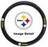 Steering Wheel Cover - Car Truck SUV - Vinyl - Pittsburgh Steelers