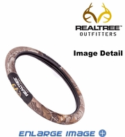 Steering Wheel Cover - Car Truck SUV - Realtree Outfitters Camo