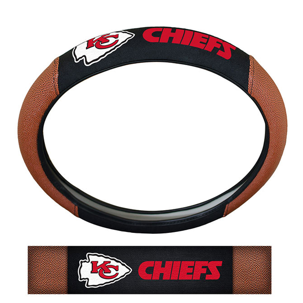 Kansas City Chiefs Universal Hitch Cover