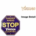 Stop Sign - DANGER AHEAD - Minnesota Vikings - VIKINGS COUNTRY