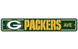 "Street Sign - Green Bay Packers - ""Packers Ave"""