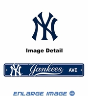 Street Sign - New York Yankees