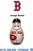 Tackle Buddy Inflatable Punching Bop Bag - Mini Size - Boston Red Sox