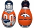 Tackle Buddy Inflatable Punching Bop Bag - Mini Size - Denver Broncos