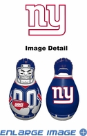 Tackle Buddy Inflatable Punching Bop Bag - Mini Size - New York Giants