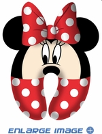 Travel Neck Pillow - Disney - Minnie Mouse