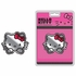 3D Chrome Emblem - Car Truck SUV Garage Home Office - Sanrio - Hello Kitty