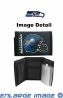 Wallet - Tri-Fold - Nylon - Seattle Seahawks