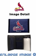 Wallet - Tri-Fold - Nylon - St. Louis Cardinals