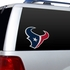 Window Graphic Die Cut Film - Houston Texans