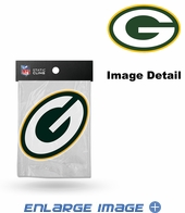 Window Graphic - Die-Cut Static Cling  - Green Bay Packers