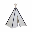 6ft Hideaway Blue Pocket Five Panel Teepee