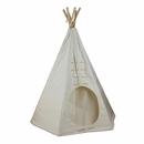 6ft Powwow Lodge Round Door Teepee