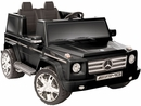 Battery Powered Kids Car-NPL Mercedes Benz G55 12v Truck-Sliver