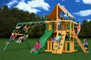 Chateau Clubhouse Supreme WG Cedar Swing Set