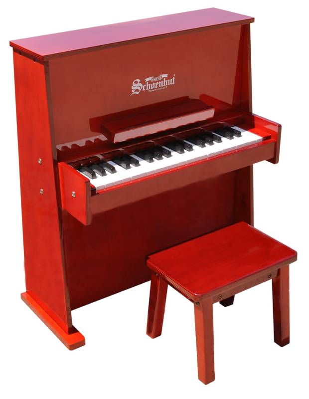 Children S Piano 37 Key Daycare Durable Spinet Piano W