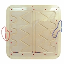 Children's toys-Magnet Express Wall Panel-Made in USA