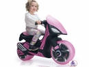 Injusa Dragon Scooter 6v Pink