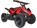 MotoTec 24v Mini Quad v2 Kids ATV Red