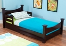 KidKraft Addison Toddler Bed - Espresso or White
