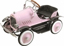 Kids Pedal Car-Deluxe Roadster in Pink