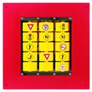 Kids toys-Busy Cube - Traffic Memory Wall Panel-Made in USA